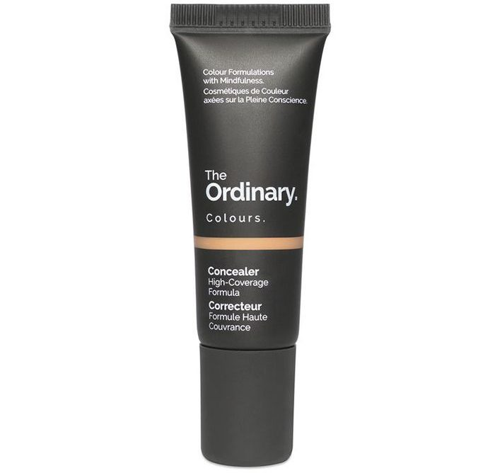 My Celebrity Life – The Ordinary Concealer