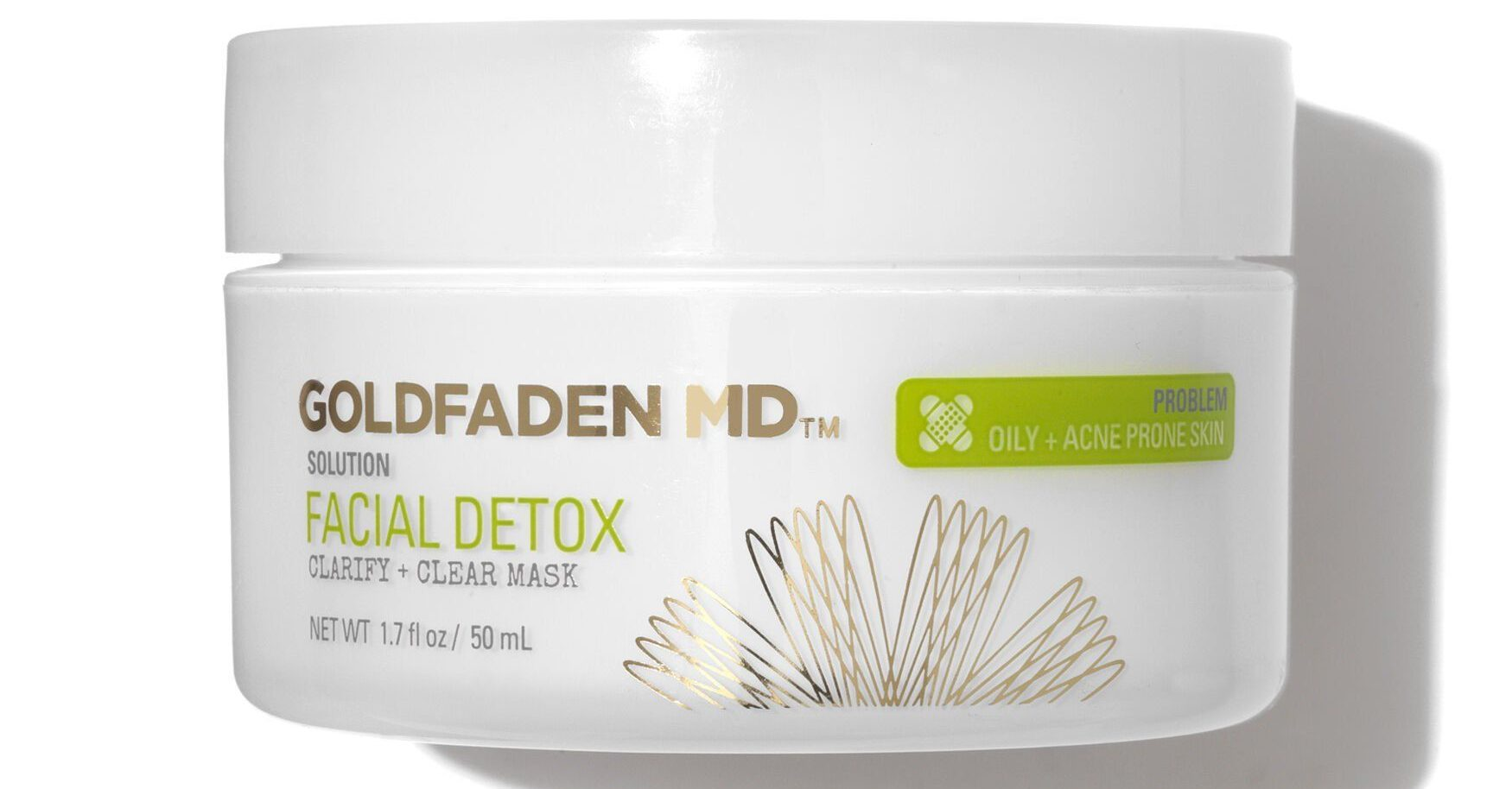 My Celebrity Life – Goldfaden Md Facial Detox Clarify + Clear Mask
