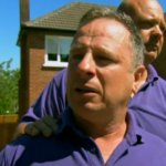 My Celebrity Life – Mark Millar fought back tears after tonights build Picture BBC