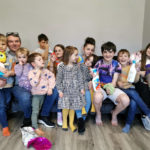 My Celebrity Life – Sue and Noel have 22 children Picture Channel 5