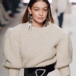 My Celebrity Life – PARIS FRANCE FEBRUARY 27 EDITORIAL USE ONLY Gigi Hadid walks the runway during the Isabel Marant show as part of Paris Fashion Week Womenswear FallWinter 20202021 on February 27 2020 in Paris France Photo by Kristy SparowGetty Images