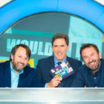 My Celebrity Life – Would I Lie To You series 14 has come under fire for its diversity Picture BBC