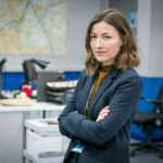 My Celebrity Life – Whats the deal with Joanne Davidson in Line if Duty then eh Picture BBC