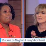 My Celebrity Life – Charlene and Jane went headtohead over casual racism Picture Rex