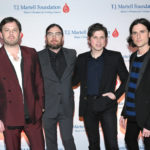 My Celebrity Life – Kings of Leon have latched onto the future music with their new album Picture Getty Images