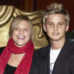 My Celebrity Life – Jeff Brazier has spoken about an emotional Mothers Day with his and late TV star Jade Goodys sons Picture Getty