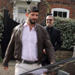 My Celebrity Life – Fadi Fawaz the former partner of the late George Michael again failed to appear in court after a criminal damage accusation Picture Getty