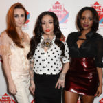 My Celebrity Life – Siobhan Donaghy Mutya Buena and Keisha Buchanan were forced to scrap their 20th anniversary plans last year Picture Getty