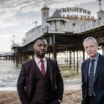 My Celebrity Life – John Simm and Richie Campbell star in Grace on ITV Credits ITV