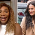 My Celebrity Life – Serena Williams has rushed to defend her friend Meghan Markle Picture Getty
