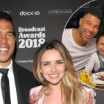 My Celebrity Life – Nadine Coyle and Jason Bell have been living together to coparent their daughter Picture RexInstagram