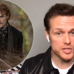 My Celebrity Life – Sam Heughan said filming for Outlander has been tough Picture ITV