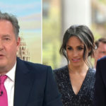 My Celebrity Life – Piers Morgan has responded after his Meghan Markle outburst got 57000 complaints ITV Rex