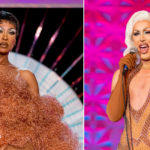 My Celebrity Life – Tayce and AWhora have been one of the talking points of the season Picture BBC