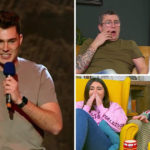 My Celebrity Life – The stars of Gogglebox werent prepared for Curtis performance Picture Channel 4