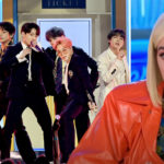 My Celebrity Life – BTS fans are not happy with Katy Perry for giving the band a shoutout on American Idol after she previously dissed their fans during a 2019 concert Picture GettyABC