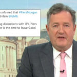 My Celebrity Life – Piers Morgan has quit Good Morning Britain Picture ITV