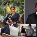 My Celebrity Life – Meghan Markles Suits costar Wendell Pierce clarified his comments about her recent interview Picture APGettyRex