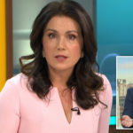 My Celebrity Life – The signals Susanna Reid is standing by Piers Morgan after GMB exit Picture ITV