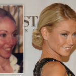 My Celebrity Life – Kelly Ripa looked just like her mother Esther did in her 30s when you put snaps of them together Picture Getty