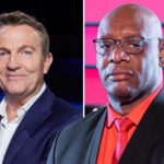 My Celebrity Life – Shaun was given his Dark Destroyer nickname from Bradley Walsh Picture ITV