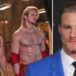 My Celebrity Life – Alex has been given a makeover from his Vikings days Picture Starz Getty