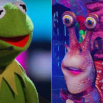 My Celebrity Life – Kermit The Frog was underneath the Snail costume Picture Rex
