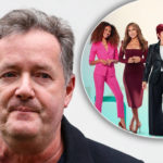 My Celebrity Life – Piers Morgan claims he is owed an apology from The Talk over disgraceful slurs Picture CBS