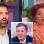My Celebrity Life – Donald Trump Jr voice his opinion on The Talk drama Picture APCBSRex
