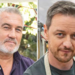 My Celebrity Life – James McAvoy took a cheeky swipe at Paul Hollywood with an impersonation Picture Channel 4