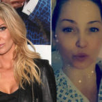 My Celebrity Life – Sharing some positive news Sarah Harding has revealed that her tumours have shrunk Picture Getty