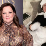 My Celebrity Life – Actress Melissa McCarthy shared footage from hospital a Huntsman spider in Australia bit her Picture Melissa McCarthy Instagram