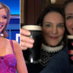 My Celebrity Life – Rachel Riley shared a St Paddys Day throwback Picture Channel 4Twitter Rachel Riley