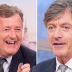 My Celebrity Life – Richard has praised Piers following his exit from the show Picture ITVRex