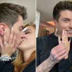 My Celebrity Life – Benjamin proposed on the set of their movie Picture Instagram