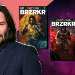 My Celebrity Life – Keanu Reeves will star in a Netflix film and anime series based on his comic book BRZRKR Picture Getty Images