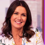 My Celebrity Life – Susanna Reid flashed a thumbs up as she got her coronavirus vaccine Picture ITV