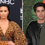 My Celebrity Life – Demi Lovato says her split from Max Ehrich helped her embrace her sexuality Picture RexGetty