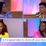 My Celebrity Life – Loose Women featured an all Black panel for the first time in October 2020 Picture ITV