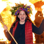 My Celebrity Life – The moment Giovanna was crowned Queen of the Castle Picture Kieron McCarronITVREX