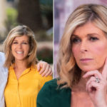 My Celebrity Life – Kate Garraway will speak about a difficult year for her family in a new documentary Picture REX
