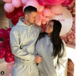 My Celebrity Life – Katie Price spent the night by Carl Woods side in AE Picture carljwoods Instagram