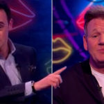 My Celebrity Life – Gordon Ramsay caused controversy on last weekends show Picture ITV
