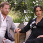My Celebrity Life – Prince Harry and Meghan Markle have filmed a tellall interview with Oprah Winfrey Picture CBS