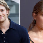 My Celebrity Life – Joe Alwyn supported his girlfriend Taylor Swift Picture Getty