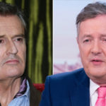 My Celebrity Life – Rupert Everett and Piers Morgans complex relationship goes way back Picture Rex