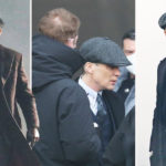 My Celebrity Life – Cillian Murphy was back in action as Tommy Shelby Picture Eamonn and James Clarke