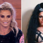 My Celebrity Life – Fans are loving AWhoras Katie Price impression Picture RexTwitterawhoraofficial
