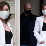 My Celebrity Life – Lady Gaga matched her face mask to her sharp suit in Rome Picture MegaGetty
