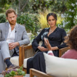 My Celebrity Life – Meghan Markle and Prince Harrys tellall interview sparked 4000 complaints Picture CBS